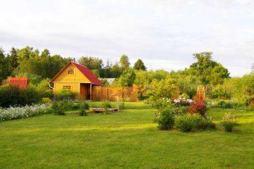 Приобретение загородных участков
