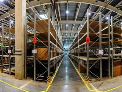 Функции современных складов