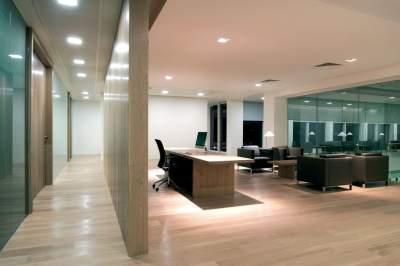 Строительство офисных и магазинных помещений