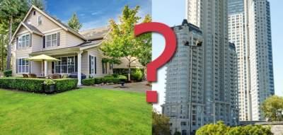 Оценка плюсов и минусов квартиры и загородного дома