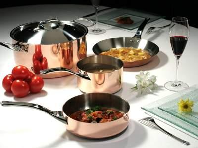 Выбираем посуду для приготовления пищи