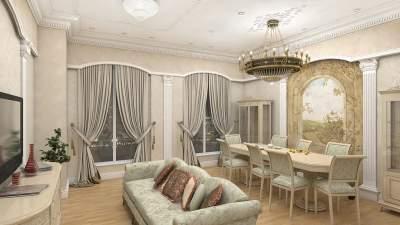 Интерьер квартиры в греческом стиле и его отличительные черты