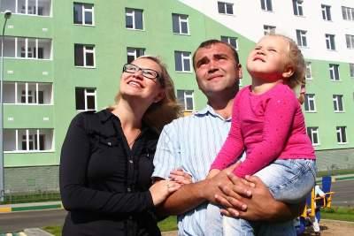 Как выбирать жилье молодым семьям