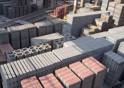 Правильное хранение строительных материалов