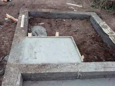 Монтаж фундамента под дом в Химках