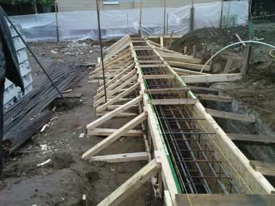 Пеноблоки: какую арматуру использовать для фундамента дома?
