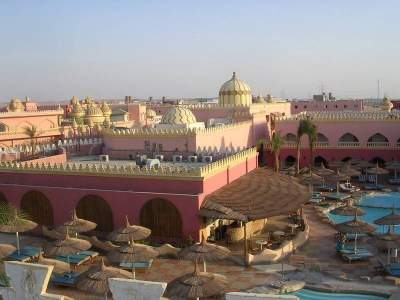Египет. Хургада - есть на что посмотреть