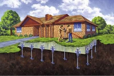 Какой фундамент лучше для дома из бруса: обзор популярных вариантов