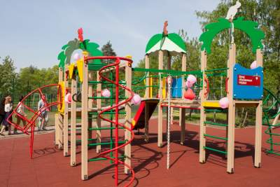 Игровые площадки для детей